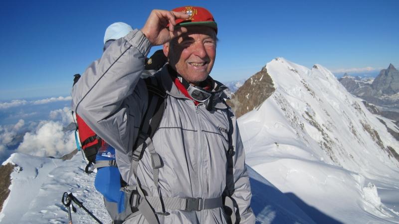 training Monte Rosa Italy 2013